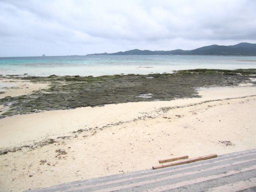 久米島 畳石